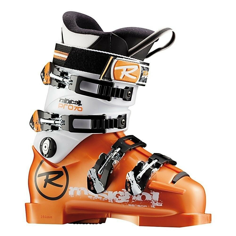 2012 ROSSIGNOL RADICAL PRO70 SOLAR JUNIOR SKI RACING RB19070 Stiefel SIZE 5.5 RB19070 RACING 29a0d7