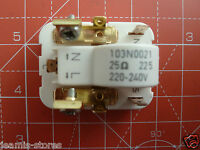 GENUINE DANFOSS TL & NL STARTING DEVICE RELAY 103N0021 WITH 4.8MM TERMINALS