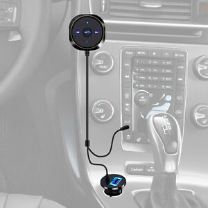 Wireless Bluetooth Handsfree Car kit MP3 Player Speaker Charger For iPhone