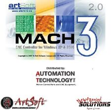 Mach4 CNC Software No Fee Email You The License File for