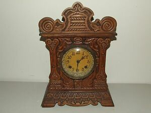 Victorian mantel clocks ebay