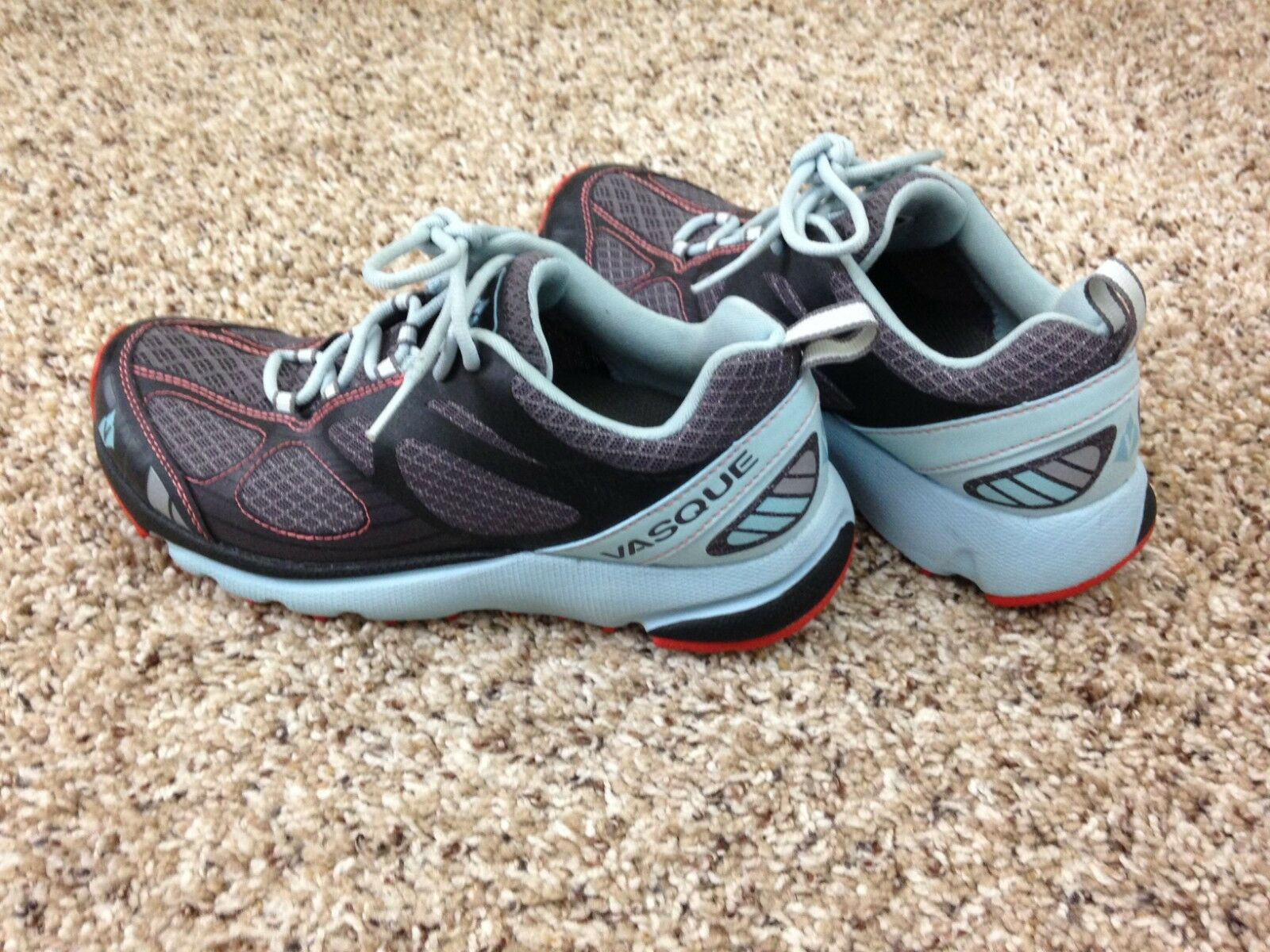 Vasque Trail Running shoes Great Condition Womens size 8 M