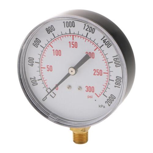 1//4 pouce manomètre manomètre manomètre eau gazeuse testeur de pression