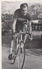 EVERT DOLMAN Cyclisme 60s WILLEM II Gazelle Ciclismo Wielrennen Cycling vélo