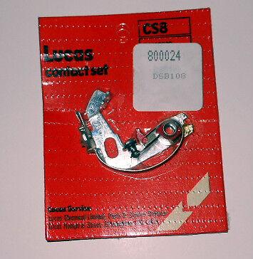 Lucas Ignition Contact Set. CSB108. 8000024 Midget 1500 Spitfire 1500--