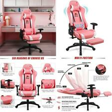 Karxas Big Tall Gaming Chair High Back Computer Chair Pu Leather Office Chair Wi