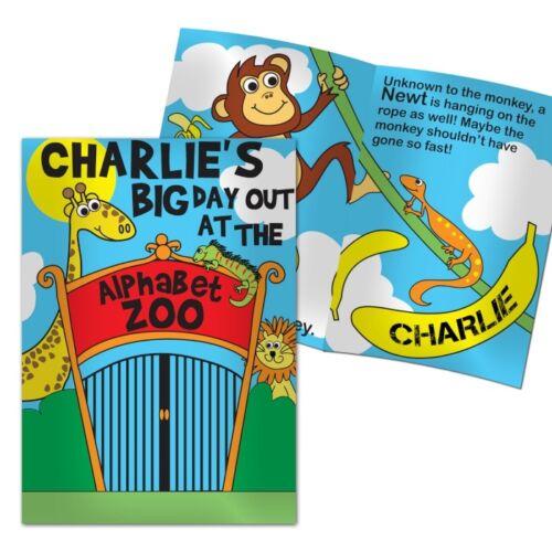Personalised Childrens Story Books Boys /& Girls Adventures Kids Bedtime Stories