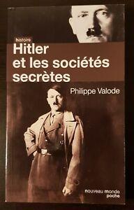 Hitler et les sociétés secrètes | Livre | état très bon