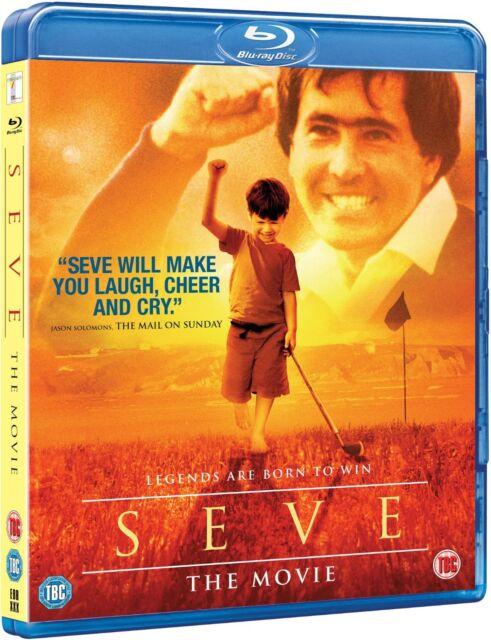 Seve: The Movie [Blu-ray] NEU Severiano 'Seve' Ballesteros - Der Film