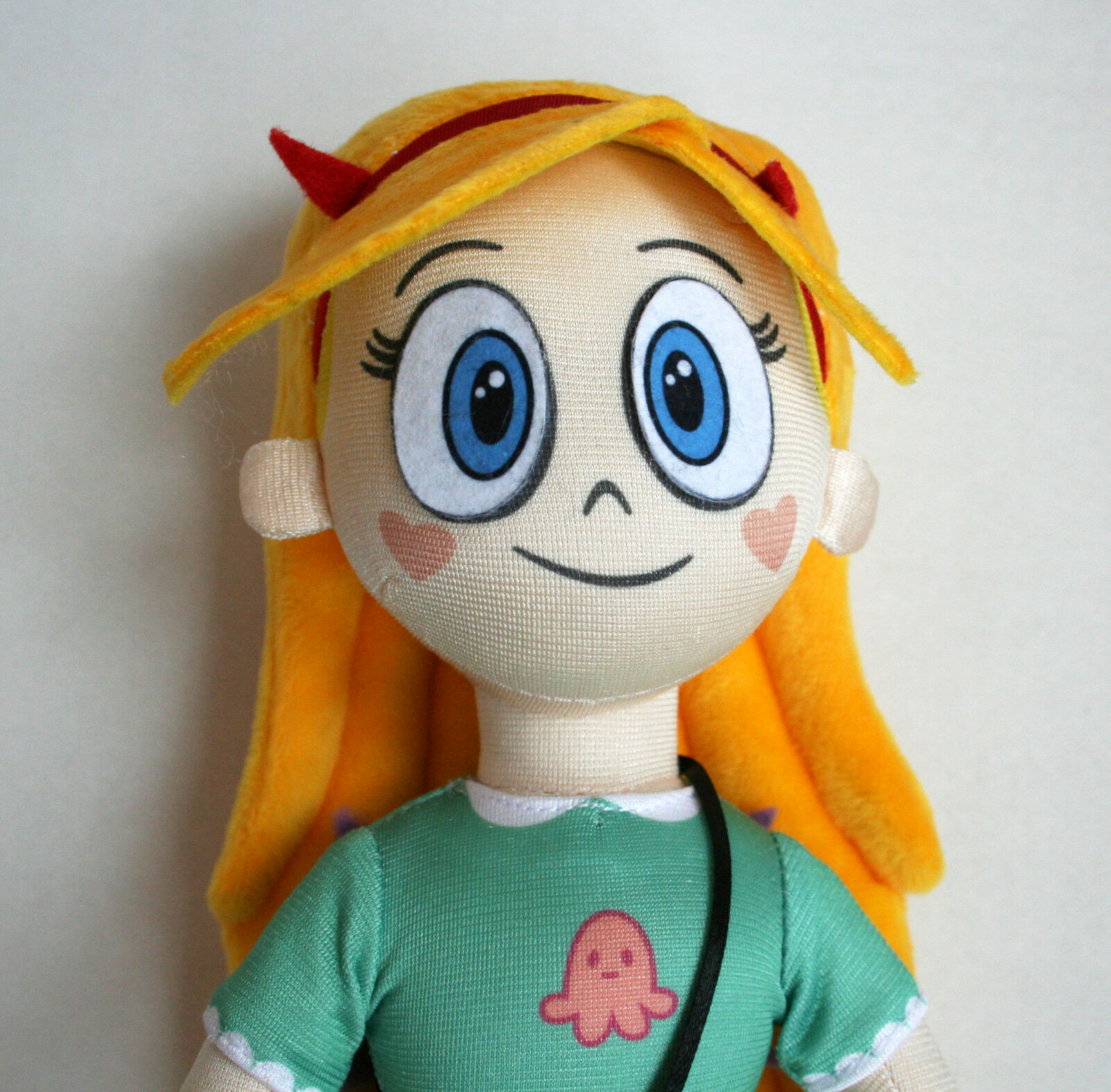 Star vs. the forces of evil Star Butterfly Plush Doll toy