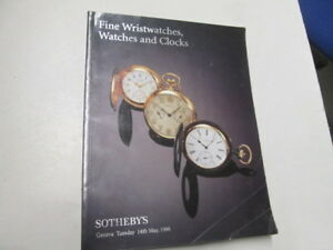 Good-Fine-Wristwatches-Watches-and-Clocks-Unknown-1996-Sotheby-s