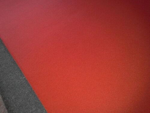 VIP Teppich Red Line Event Teppich Hochzeit Läufer rot 1 Meter breite 2,90€//m²