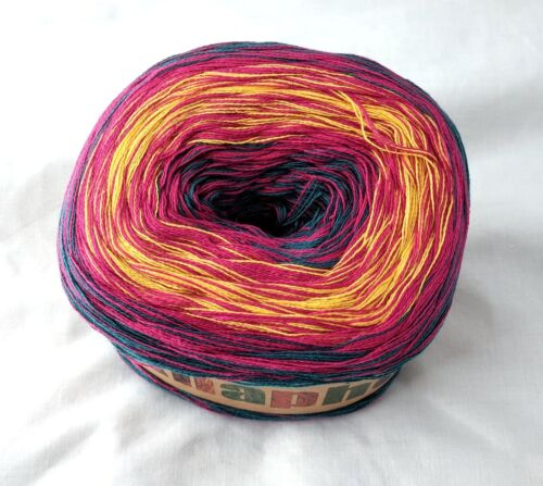 Wendy anáfora Pastel de algodón//mezcla de acrílico 4ply 150g patrón libre