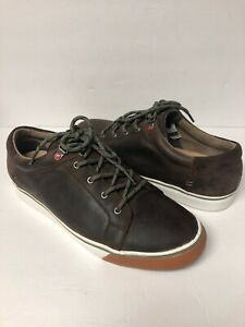 57da3c7bf5d Details about Ugg Men's Brock Waterproof Sneakers Size 11 Color  Brown/grizzly