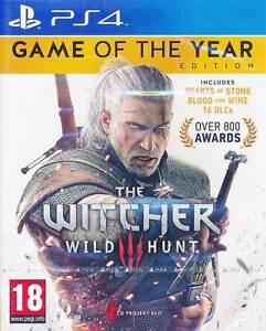 Die GOT Edition enthält 16 DLCc, Hearts of Stone und Blood and Wine
