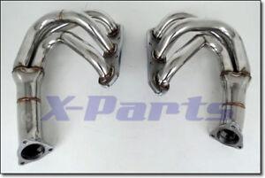 Performance-Stainless-Steel-Header-Porsche-911-996-3-4l-3-6l-Suction-New