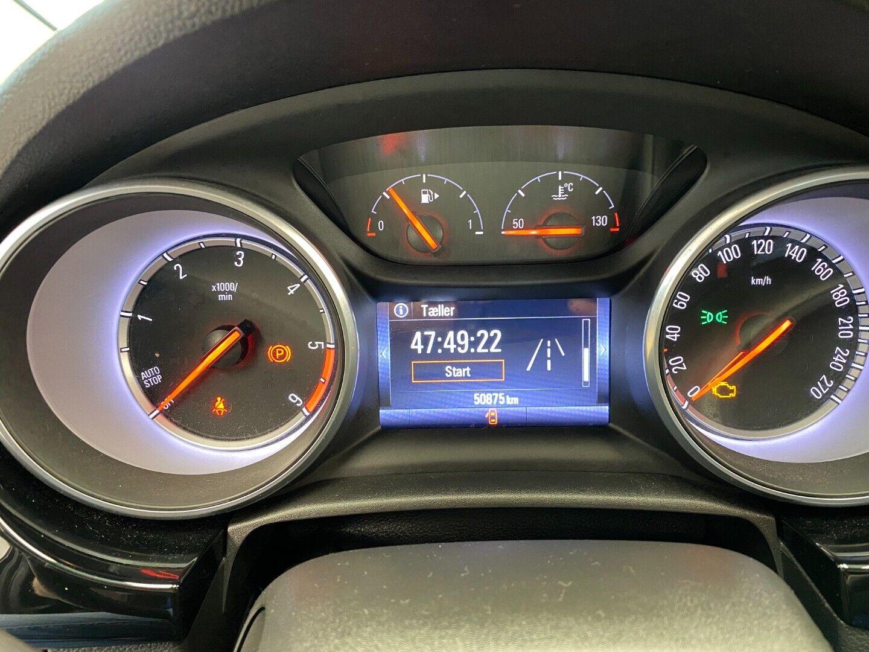 Billede af Opel Astra 1,6 CDTi 136 Innovation Sports Tourer