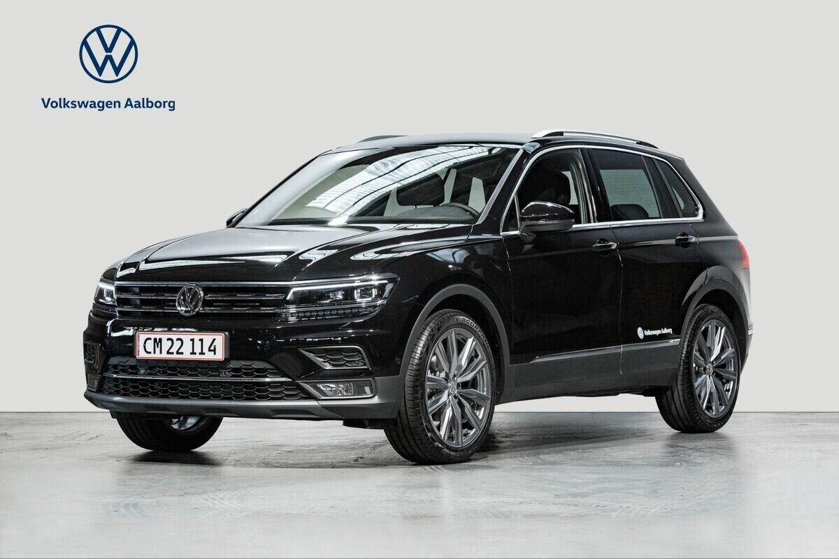 VW Tiguan 1,5 TSi 150 Highline DSG 5d - 540.000 kr.