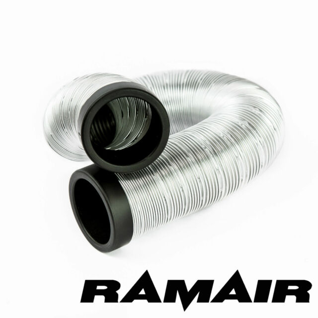 RAMAIR Cold Air Feed Ducting For Induction Kits - 2 23/64 in x 11 13/16 inch