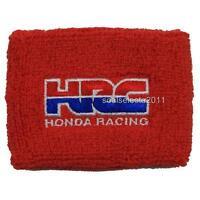 Hrc Honda Brake Reservoir Cover Oil Cup Cover Gp Sock Rvt Cbr 1000 600 Rr Red