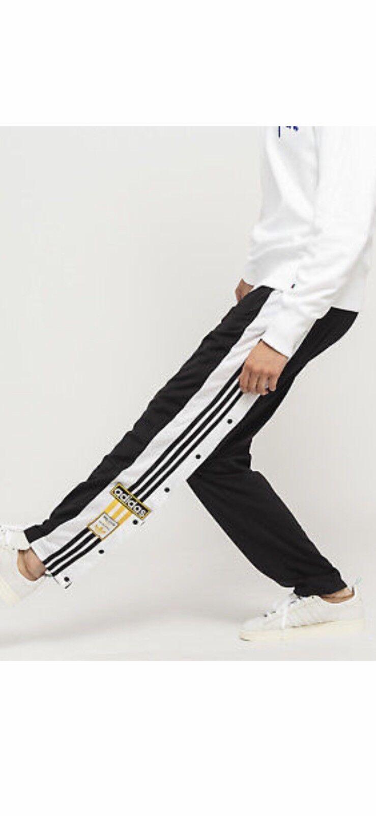 reebok dc jogginghose schwarz herren