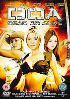 DOA - Dead Or Alive (DVD, 2008) Brand new & Sealed