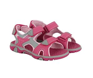 khombu kids/girls river sandal pink  walking hiking
