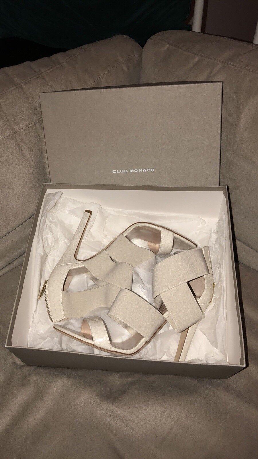 Club Monaco  Dree Sandal Stilettos  in vendita online