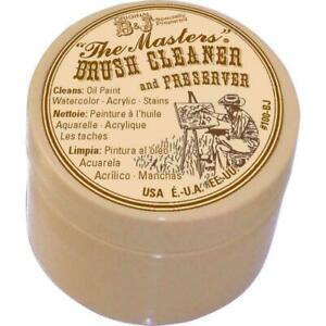 General's Brush Cleaner and Preserver 1oz 28g