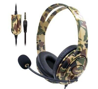 Cascos auriculares microfono ps4 pc gaming ordenador playstation4 headphones | eBay