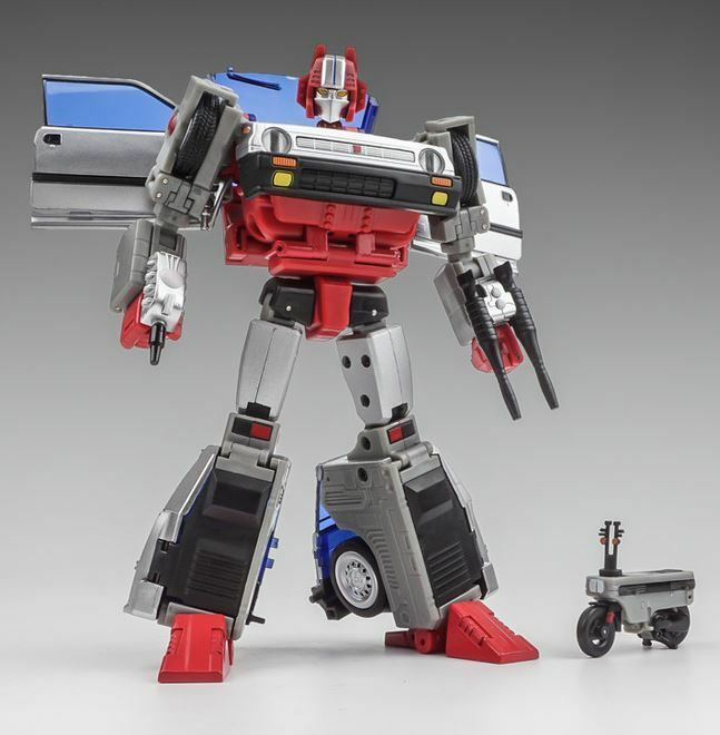 nuovo Transformers XTRANSBOTS MXXVIIH MX17H Heral Cross cut cifra In Stock