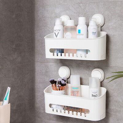 Bathroom Suction Cup Storage Shower, Bathroom Suction Shelf