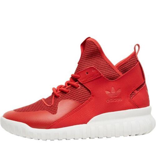 uomo Rosso Tubular X da Adidas ginnastica Originals Scarpe 0qpnU6x