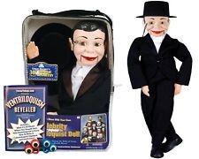 Bozo The Clown Ventriloquist Dummy Doll Bonus Bundle New!