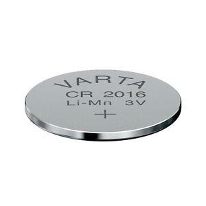 1x VARTA CR2032 kein Blister SURGA 3V Knopfzelle CR 2032 Uhrenbatterie Batterie