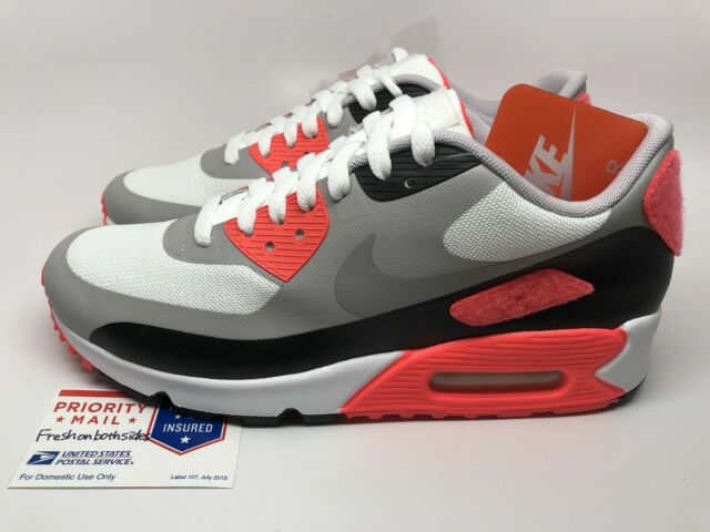 size 40 ee28c 84975 Nike Air Max 90 V SP Infrared Patch Men s Size 6.5 746682 106