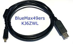 USB to RS232 Mini 4P Serial Adapter Cable for Uniden Bearcat ...