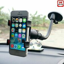 360 Car Windshield Mount Cradle Holder Stand For Mobile Cell Phone Gps Iphone X
