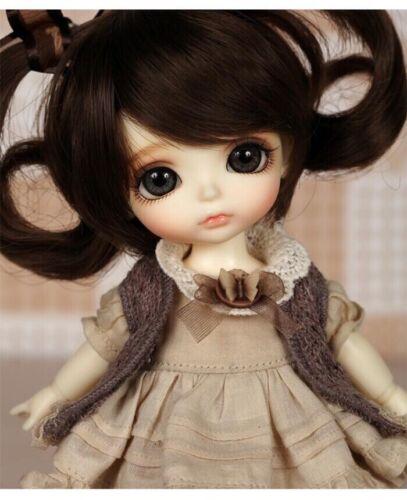 Bjd / sd Doll 1/8 Sunny Muñeca Recast Mignonne Minuscule Kawaii Dollfie Anime Manga Bonita