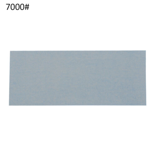 Waterproof Grinding Polished Abrasive Sanding Paper Sheet Wet Dry Sandpaper