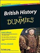 Very Good, British History for Dummies, Illustrated Hardback Edition, , Book