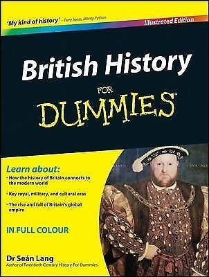British History For Dummies-ExLibrary