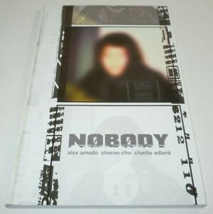 Nobody Comic TPB AiT Planet Lar SIGNED Charlie Adlard 2nd Print 1 2 3 4 Book
