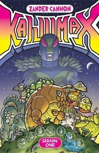 Kaijumax-Ser-Kaijumax-Season-1-by-Zander-Cannon-Trade-Paper