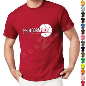 Funny-T-Shirt-Photographer-Gift-Camera-Shirt-Photography-Tee-aperture-logo