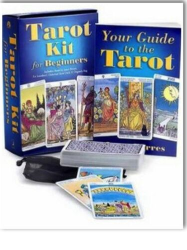 complete tarot set for beginners 9780738705064 oracle cards spiritual