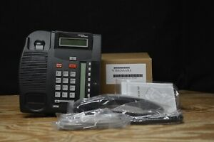 NORSTAR-NORTEL-AVAYA-T7208-REFURBISHED-CHARCOAL-PHONE-FREE-FREIGHT