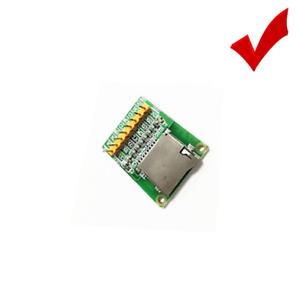 Micro SD TF Card Reader SPI //SDIO Module Board For Arduino Dual Power Supply