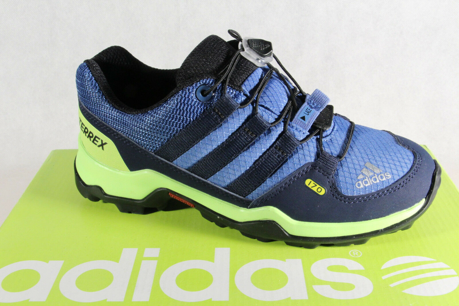 Adidas Terrex K Sautope all'aperto da Passeggiata Ginnastica Bluverde nuovo