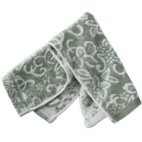 Home Flower Printing Hand Towel Absorbent Thicker Absorbent Towel LC